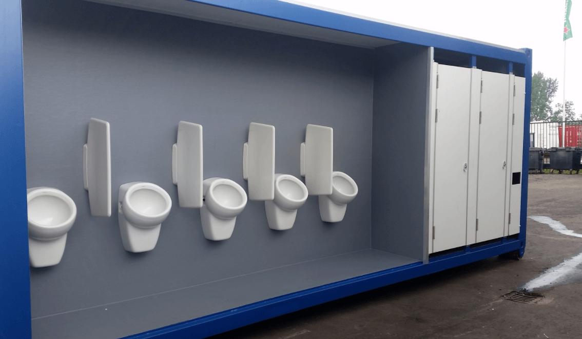 mobiel toilet verhuur