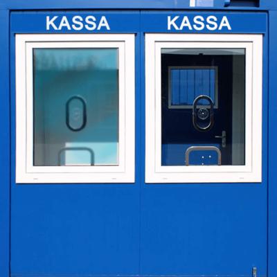 tapwagen kassa unit