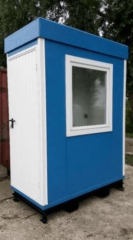 huur wagen container kassa unit