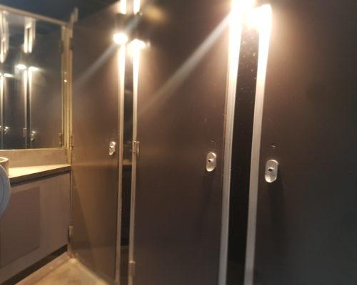 Luxe vip toiletten