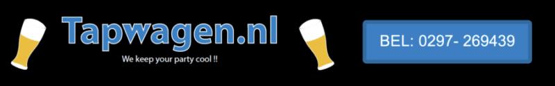 Tapwagen en evenementen verhuur door heel Nederland